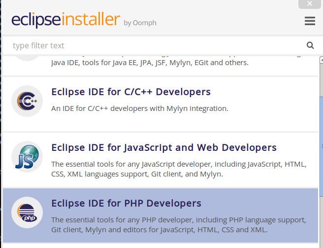 install eclipse java ubuntu 16.04